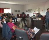 Reunião do Coletivo do Saneamento