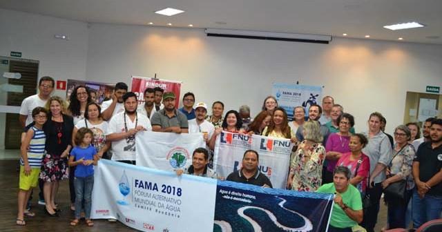 Lançamento do FAMA em Rondônia