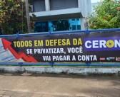 Paralisação CERON 08-02-2018