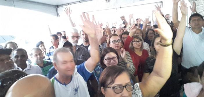 Trabalhadores da CAERD suspendem greve após reunião com o Governador