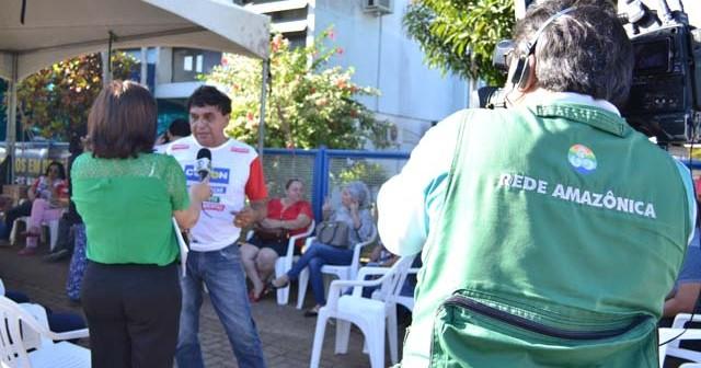 Trabalhadores da Eletrobras em Rondônia iniciam paralisação de 72 horas contra privatização