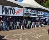 Dia Nacional de Luta contra privatização 17-07-2018
