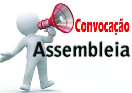 EDITAL DE CONVOCAÇÃO PARA ASSEMBLEIA