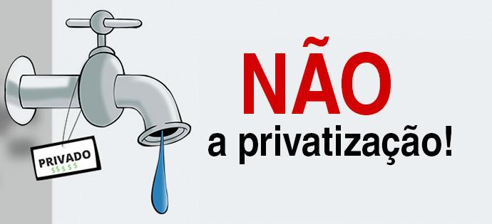 SINDUR REALIZARÁ NO DIA 20/11, DEBATE SOBRE A PRIVATIZAÇÃO DO SANEAMENTO