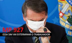 Após pressão dos trabalhadores e da sociedade, Bolsonaro recua da suspensão de salários