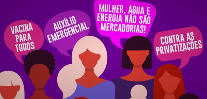 A união das mulheres urbanitárias: enfim, a hipocrisia! – Carta de 8 de março/2021