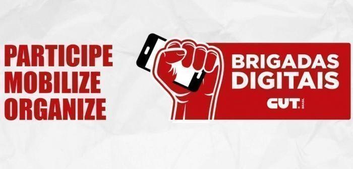 CUT lança mutirão de comunicação digital para fortalecer luta nas redes sociais